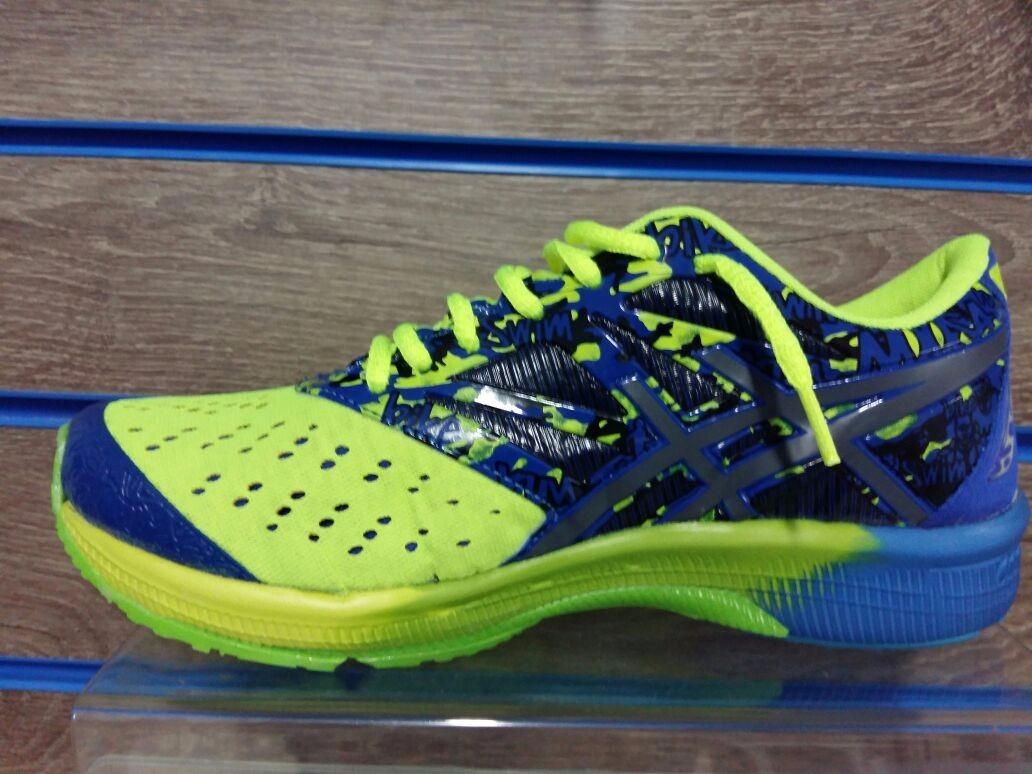 bc89f7ffb8a tênis asics tri 10 nossa top sapato promoção verde. Carregando zoom.
