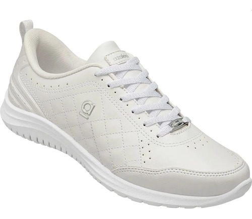 tênis azaleia casual branco