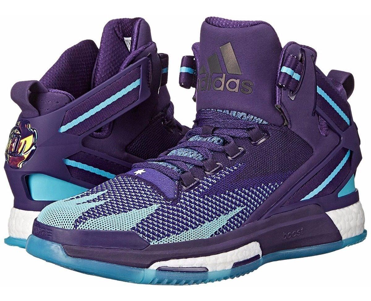 Tênis Basquete adidas D Rose 6 Boost Primeknit Nba Derrick - R$ 599,00 em Mercado Livre
