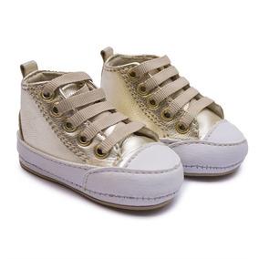 1f3a6fa7b Sapato Recem Nascido Dourado - Calçados, Roupas e Bolsas Branco com o  Melhores Preços no Mercado Livre Brasil