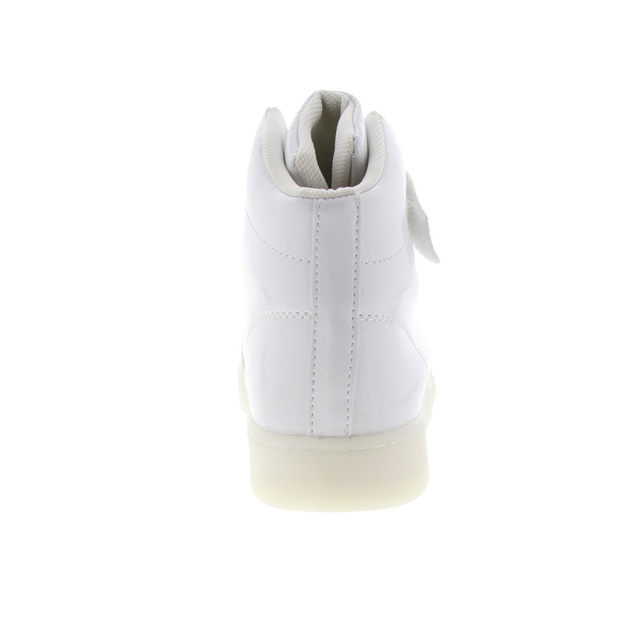 66dc18780f0 tênis bibi clique-se colors(led 7 cores) branco cano alto ju. Carregando  zoom.