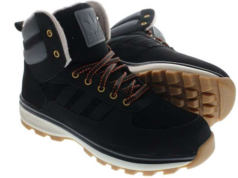 752f087d059 Tênis Bota adidas Chasker Black Boot High Winter Trail. - R  379
