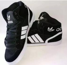 00d3f725bc Kit De Tenis Adidas Couro Masculino Botas - Calçados, Roupas e ...