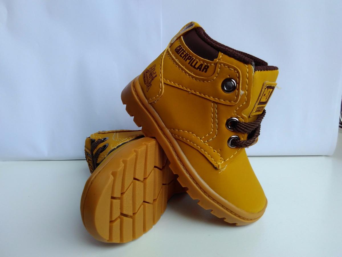 27589f02635 tênis bota botinha sapato caterpillar infantil promoção. Carregando zoom.
