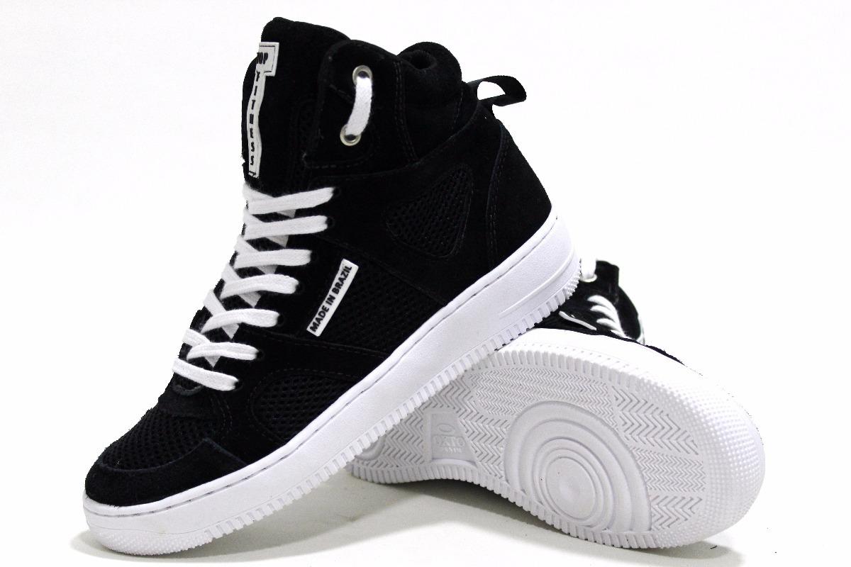 f734b6358 tênis bota cano alto botinha academia topfitness confortável. Carregando  zoom.