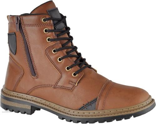 tênis bota masculina coturno adventure boot barato envio j