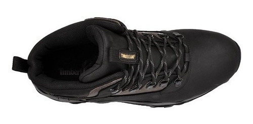 tênis bota timberland florest à prova d'água preto