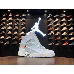 9a1cdf7943e Tênis Botinha Cano Longo Nike A Ir Jordan1 Original Na Caixa