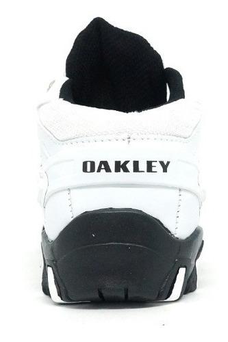 tênis botinha oakley hardshell bebe e infantil promoção