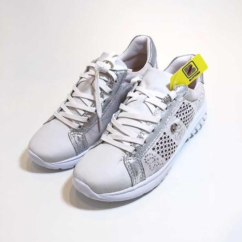 tênis bottero branco com hotfix verão 2019 número 35