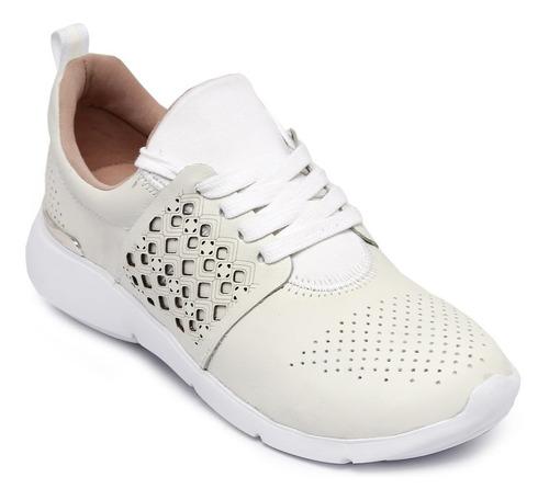 tênis bottero couro toscana branco 287102