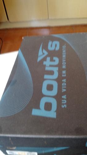 tênis bout's,leves, novos, na caixa, nºs 39,40 e 41.