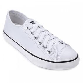 1a2dbf5fbc Tenis Da Capricho Branco Feminino - Calçados