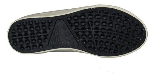 tênis casual coca-cola basket floater low cc0887 - marfim