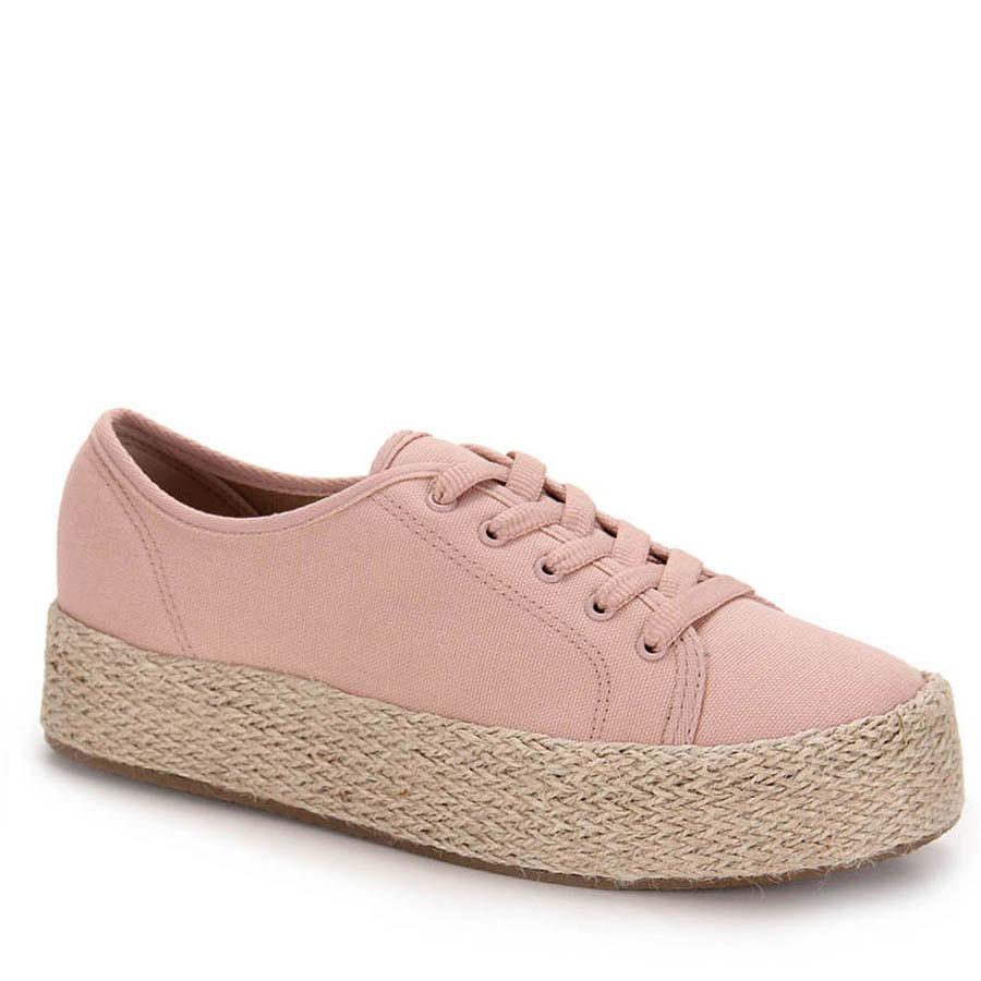 eb9235e8dd tênis casual conforto feminino beira rio - rosa. Carregando zoom.