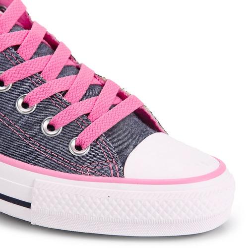 1cc23863e9 Tênis Casual Feminino Converse All Star Chuck Taylor - Jeans - R ...
