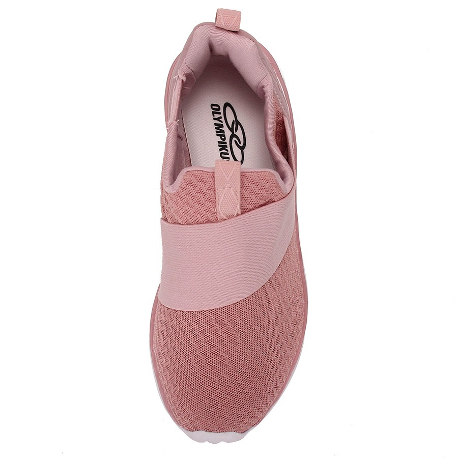 e11671bcfe9 tênis casual feminino olympikus divine - rosa. Carregando zoom.