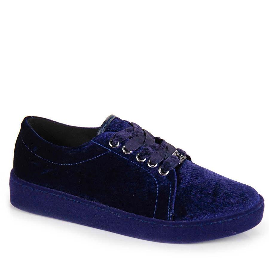 44949ce70 tênis casual feminino vizzano - azul. Carregando zoom.