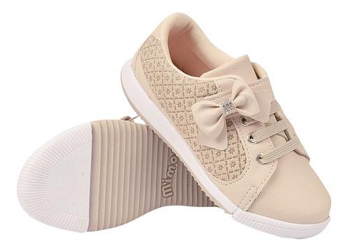 tênis casual infantil menina feminino papatos 027050