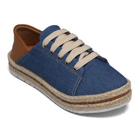 230230c9cc Jeans Em Feminino Tênis Casual – Studio Z Calçados - Calçados ...