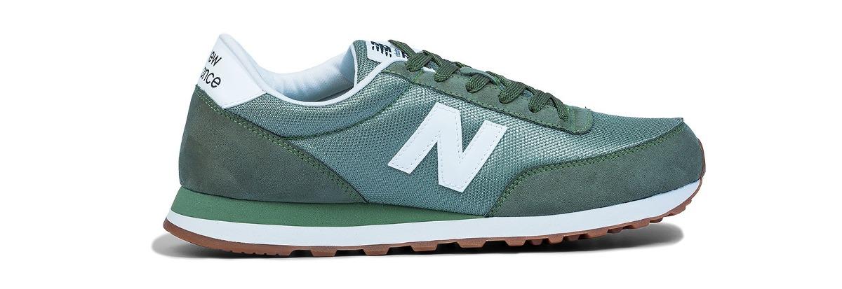 292ded0060a tênis casual new balance 501 masculino verde. Carregando zoom.