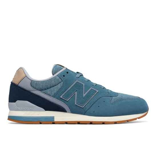 new balance 996 azul