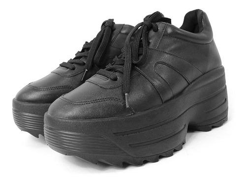 tênis chunky sneaker neon casual lançamento zatz damannu 019