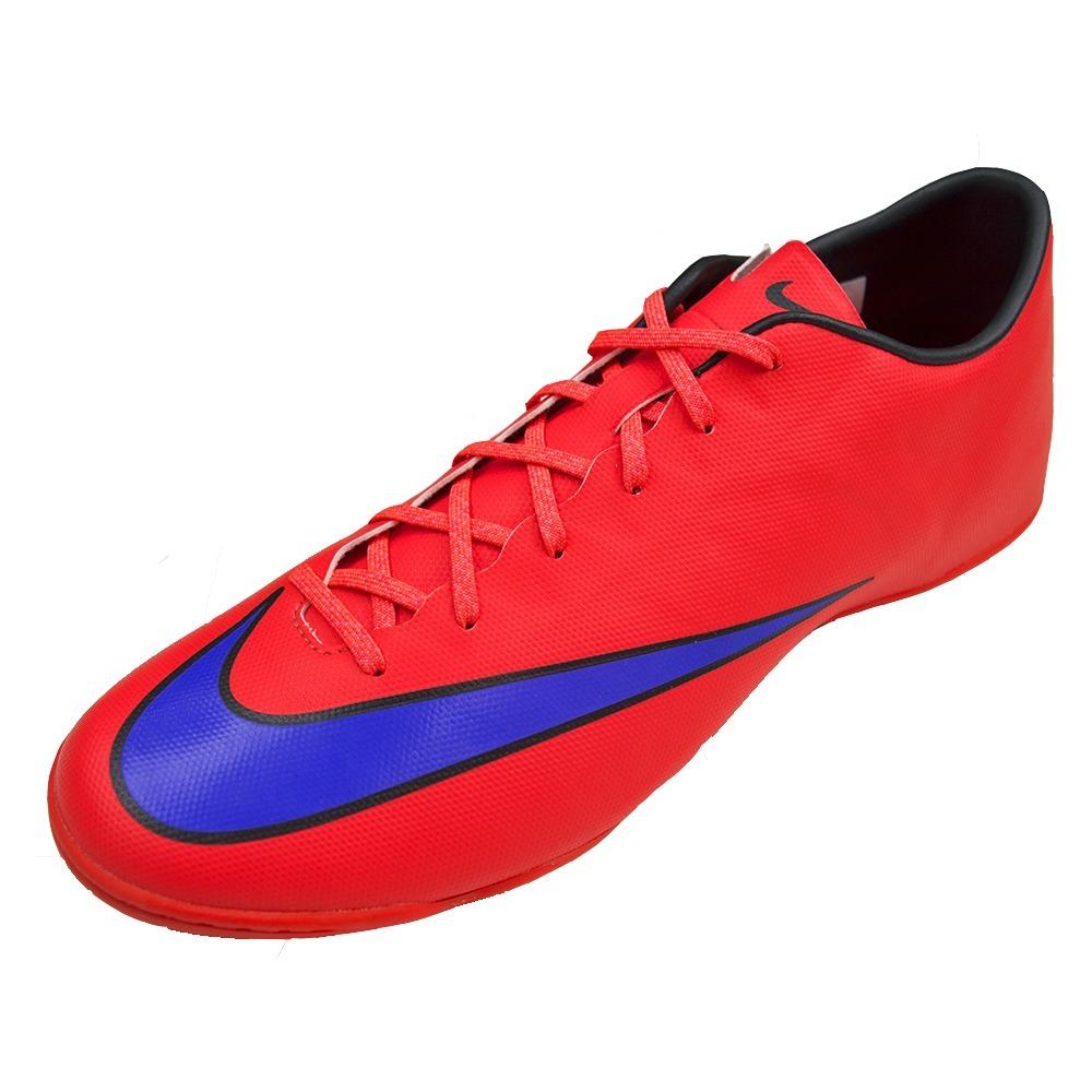 Tênis Chuteira Nike Futsal Victory V Ic Original 651635-650 - R  219 ... 232ccf78d1319