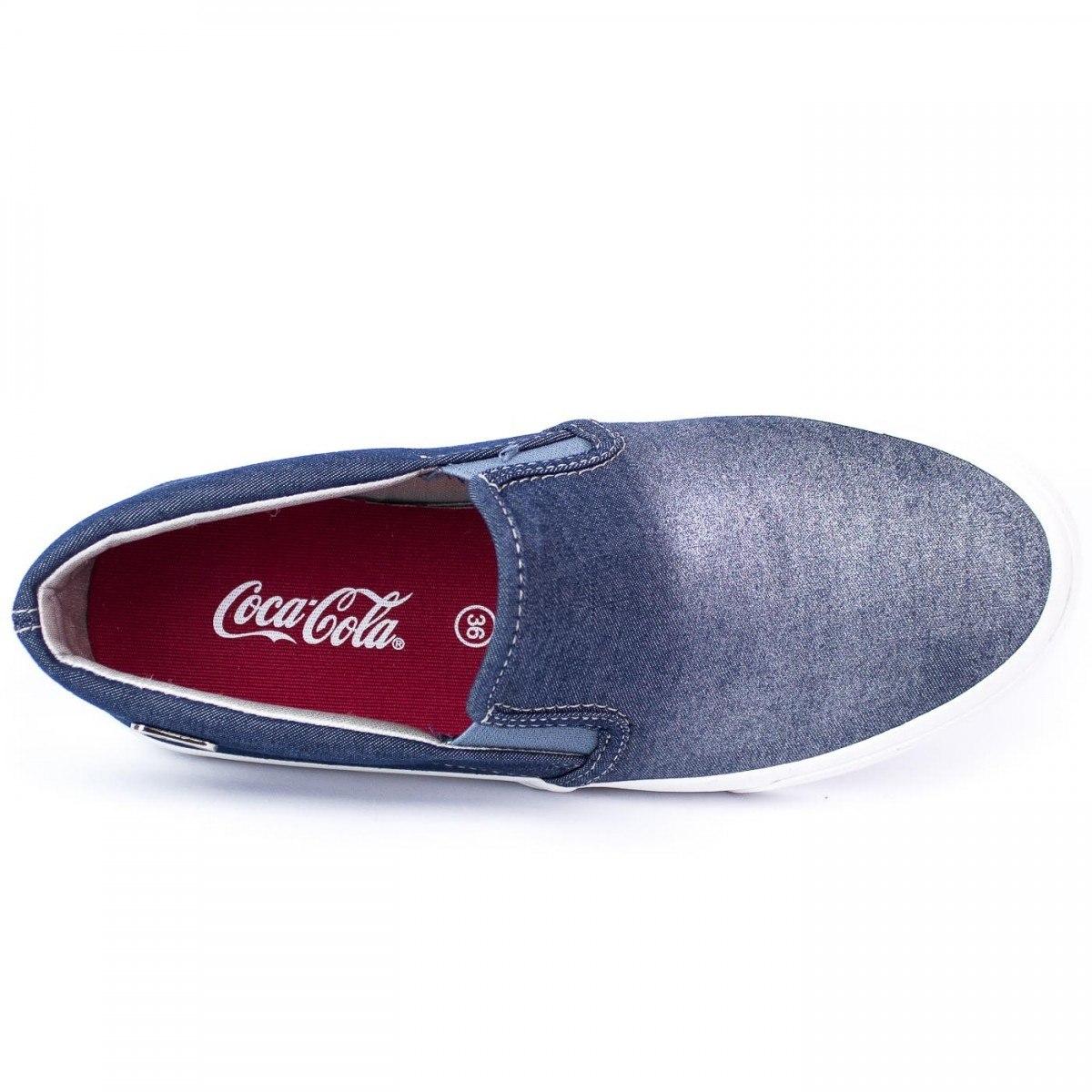2afe5288133 tênis coca-cola iate ombre cc0928. Carregando zoom.