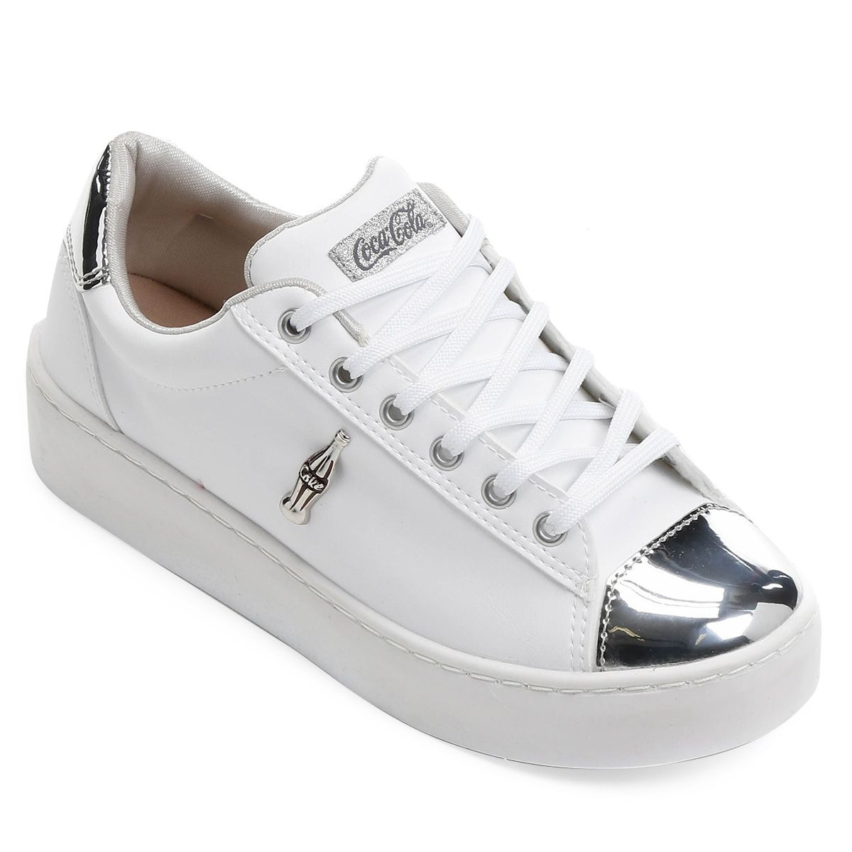d44176dcaa70c Tênis Coca Cola Shoes Belle Winter Feminino - R$ 218,90 em Mercado Livre