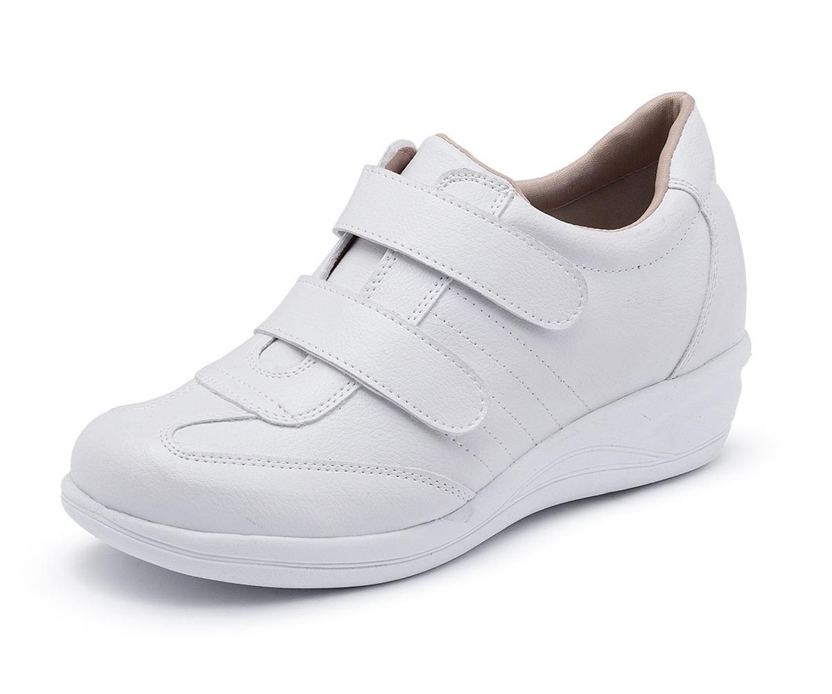 47643625922 tênis confort macio antiderrapante sapato enfermeira tenis. Carregando zoom.