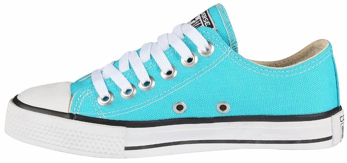 85c0cf942 tênis converse all star chuck taylor feminino azul turquesa. Carregando  zoom.