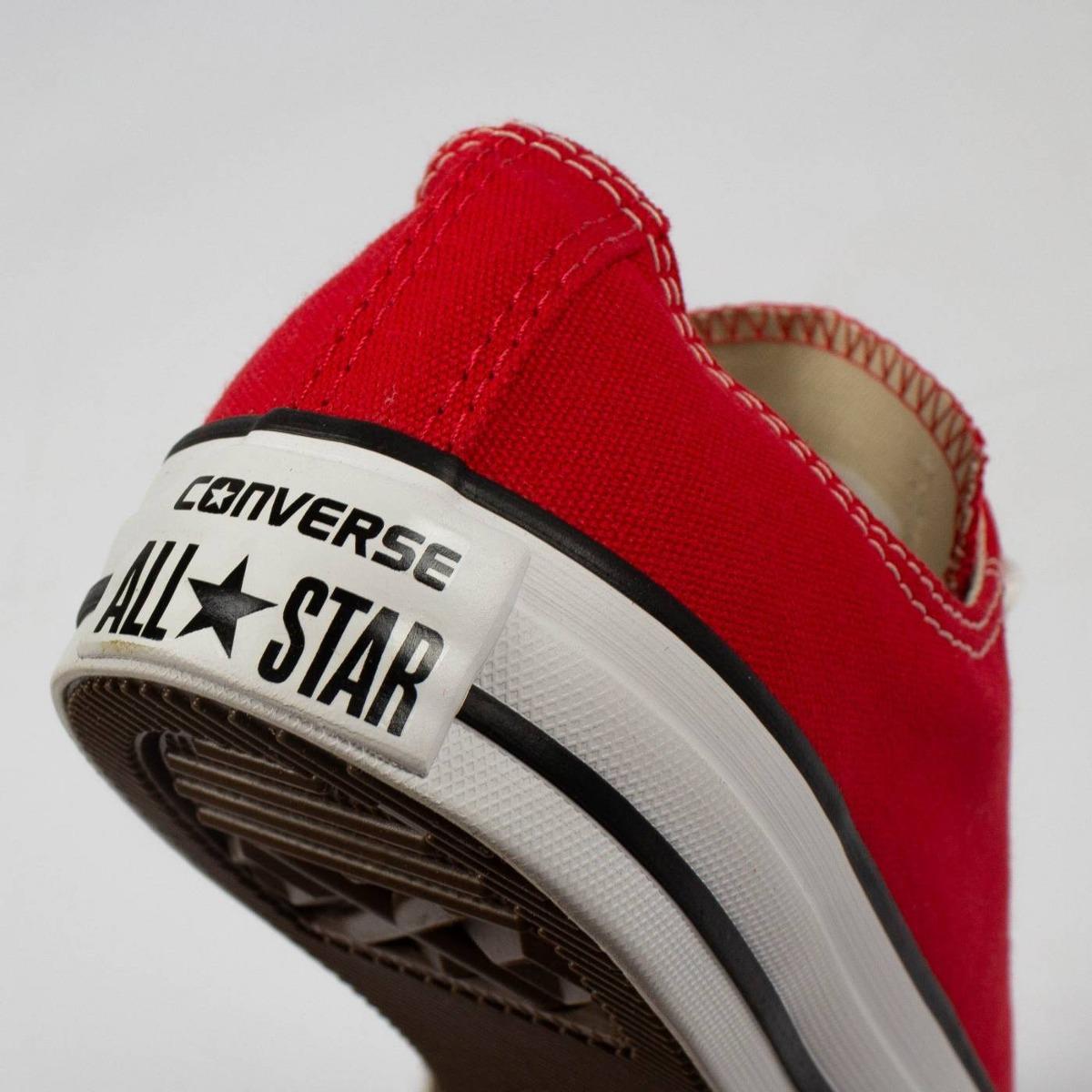 ace1124933d tênis converse all star chuck taylor vermelho original novo. Carregando zoom .
