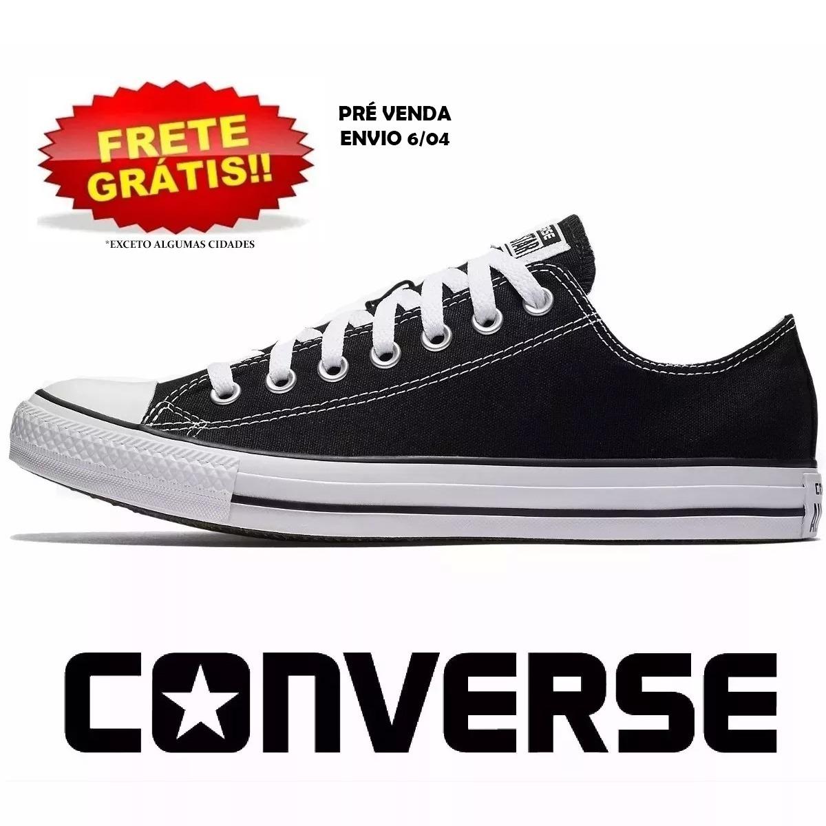 2069cbb52d1 Tênis Converse All Star Ct 33 Até 49 Pré Venda Envio 6 04 - R  149 ...