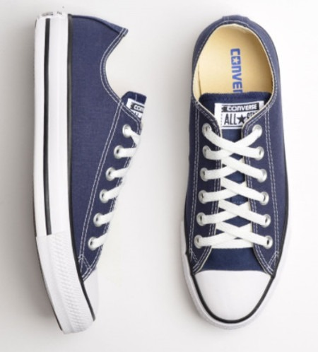 Tênis Converse All Star Ct As Core Ox Azul Ct00010003 - R  139 1967080c7f26d