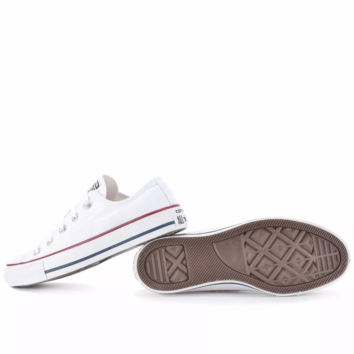 tênis converse all star ct as core ox branco - ct0001 30002. Carregando  zoom. 40fdd5223c291