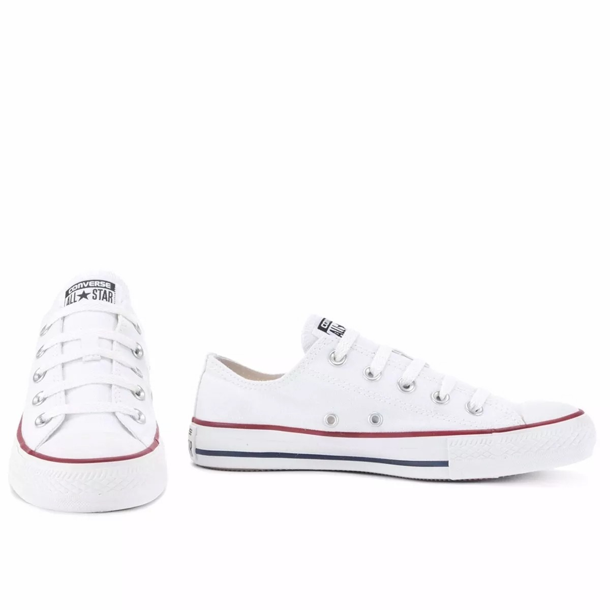 tênis converse all star ct as core ox branco - ct0001 30002. Carregando  zoom. c8f62bc6e6c5a