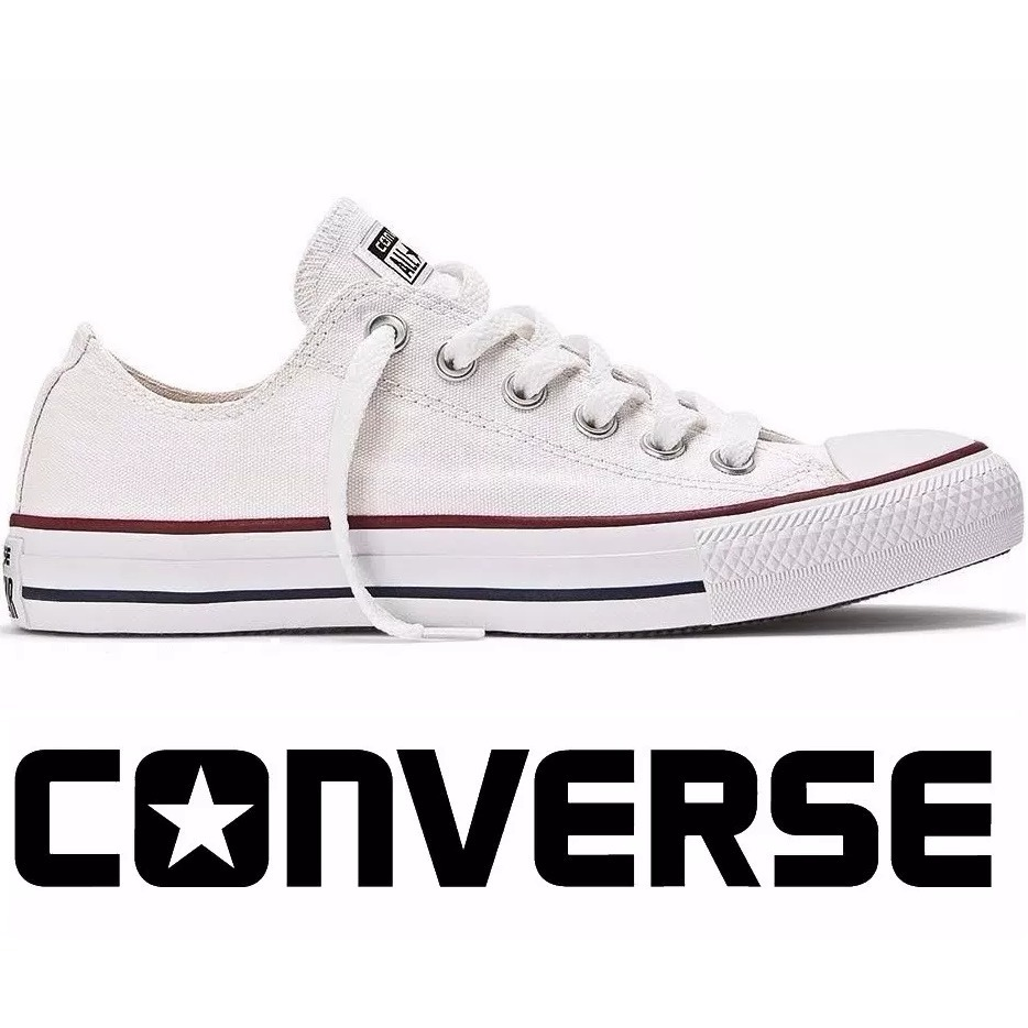 tênis converse all-star ct as core ox branco ct00010001. Carregando zoom. 90ab4afab66