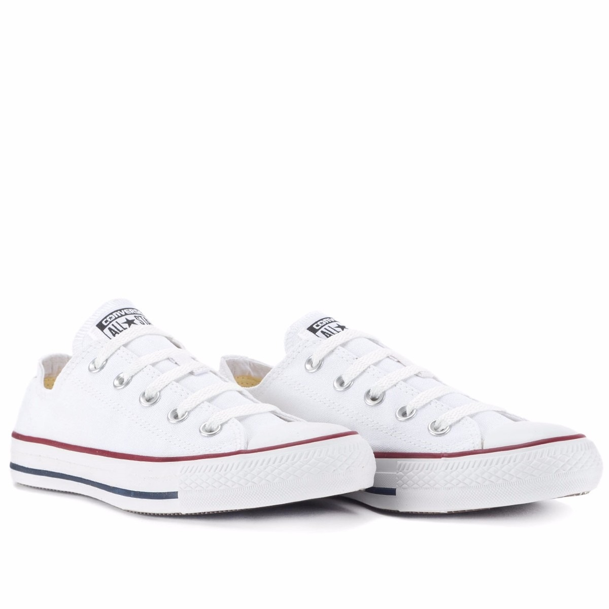 tênis converse all-star ct as core ox branco ct00010001. Carregando zoom. 130c57002ea09