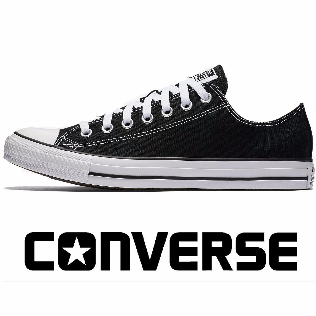 tênis converse all-star ct as core ox preto ct00010002. Carregando zoom. b86b9559fadb8