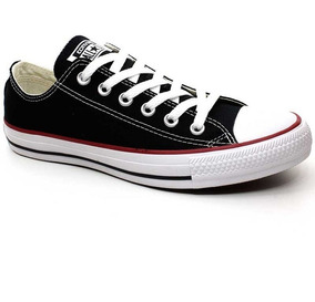5a57c7deb35 Tenis Converse All Star Ct As European Ox Couro Original