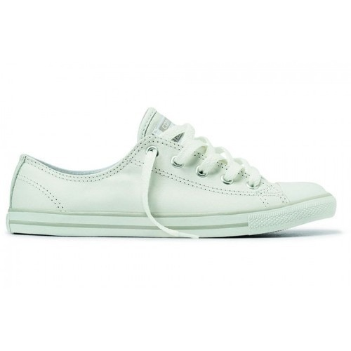 730294207c7 Tênis Converse All Star Ct As Dainty Leather Ox - Tam. 34 - R  109 ...