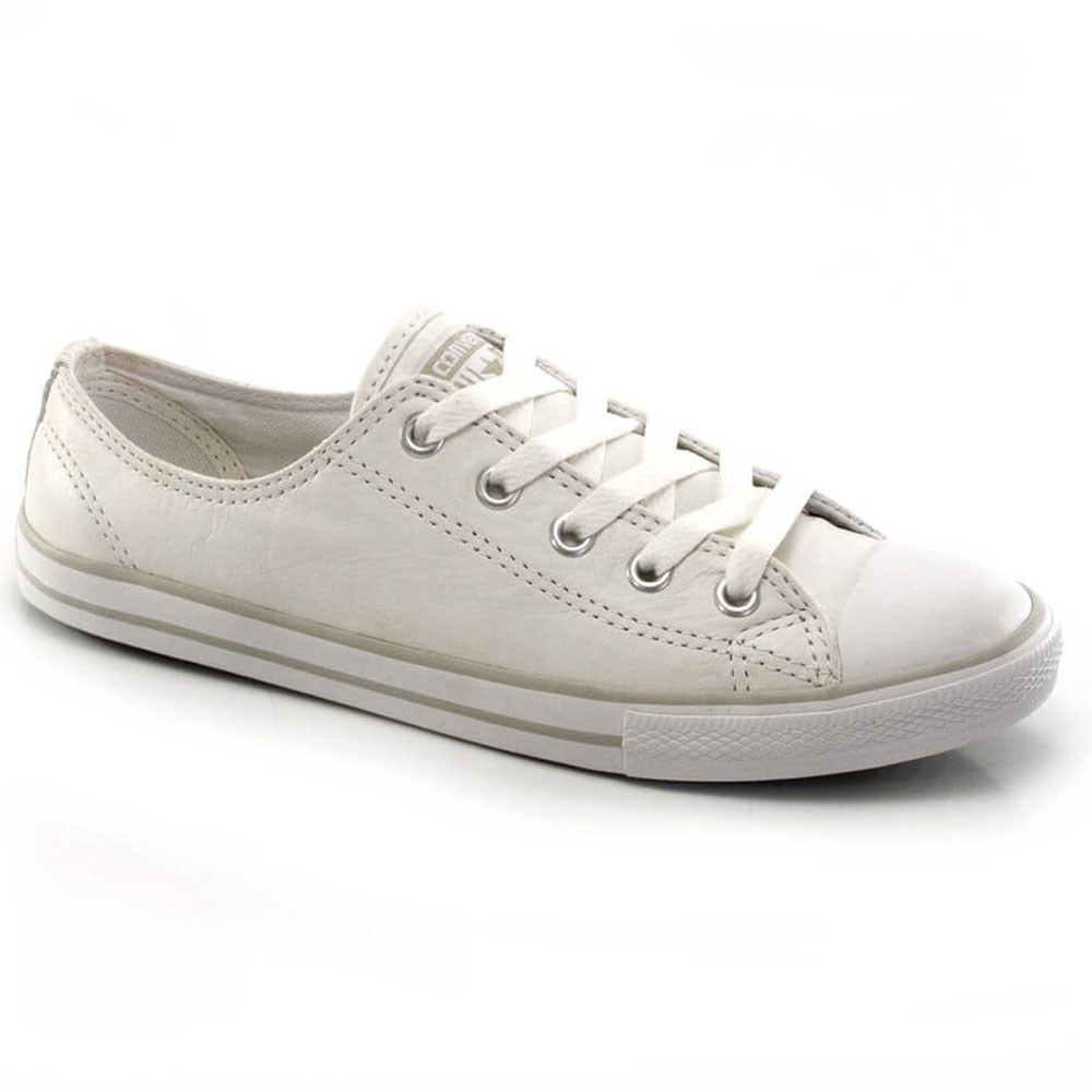 Tênis Converse All Star Ct As Dainty Leather Ox Way Tenis