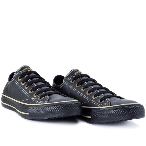 tênis converse all star ct as european ox preto ct00200004