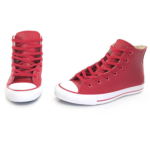 tênis converse all star ct as rubber hi - way tenis
