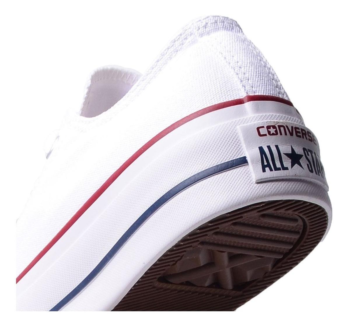 Tênis Converse All Star Platform Branco Ct04950003
