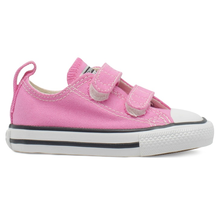 e3e08005b7 Tênis Converse Chuck Taylor All Star Baby Rosa Original - R$ 159,90 ...