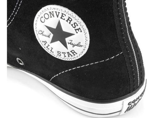tênis converse chuck taylor all star hi preto ct11620001