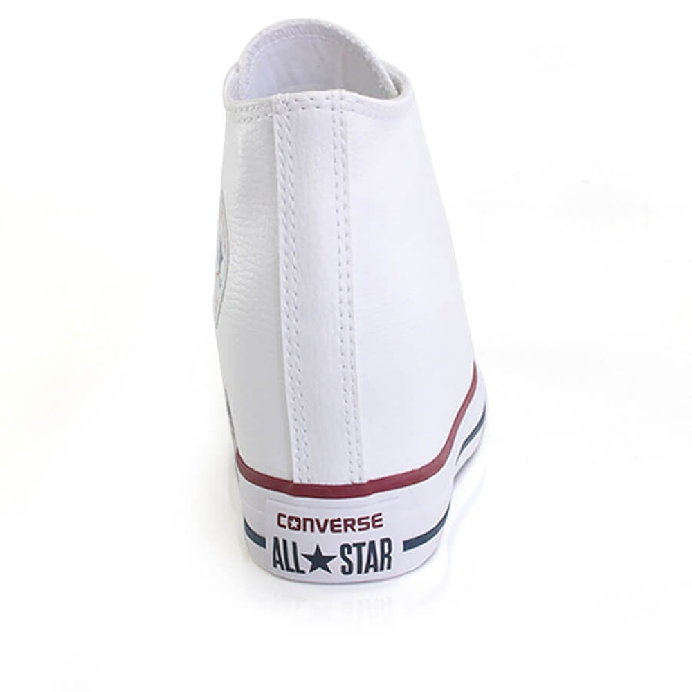 Tênis Converse Ct As Lux Mid Salto Interno - Way Tenis - R  259 77becd6c406