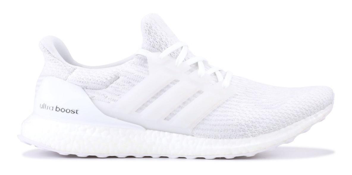 Tênis Corrida adidas Ultra Boost 3.0 Branco Triple White  Rabatt bekommen